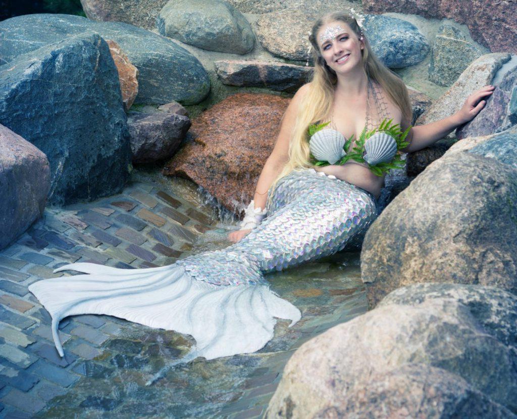 Professionele zeemeermin professional mermaid